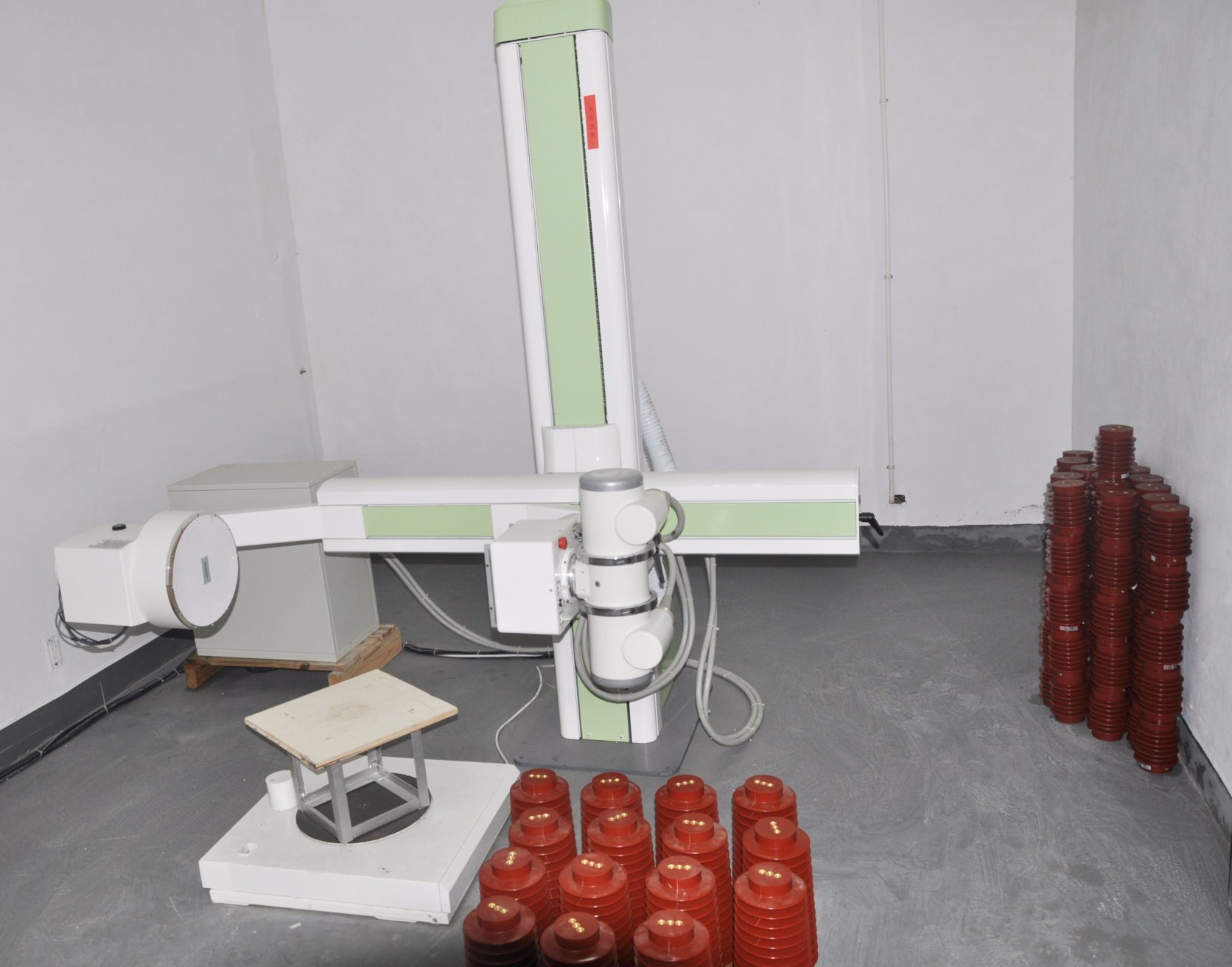 12kv Switchgear Supporting Epoxy Resin Insulator Φ 85