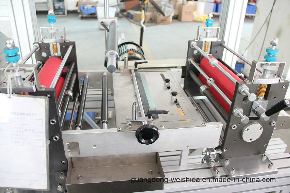 Two Seater High-Speed Precision Automatic Laminating Machine