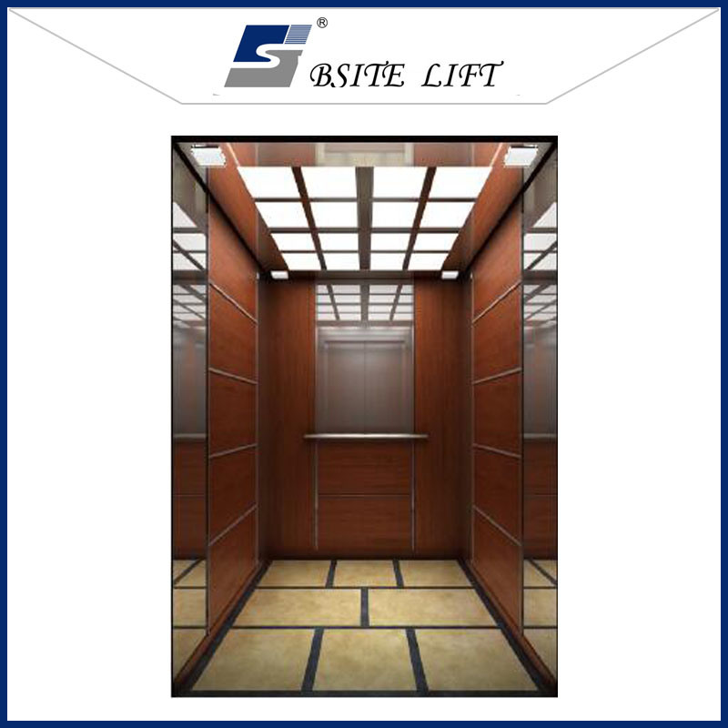 Full Sightseeing Home Villa Elevator with Good Quality Glass