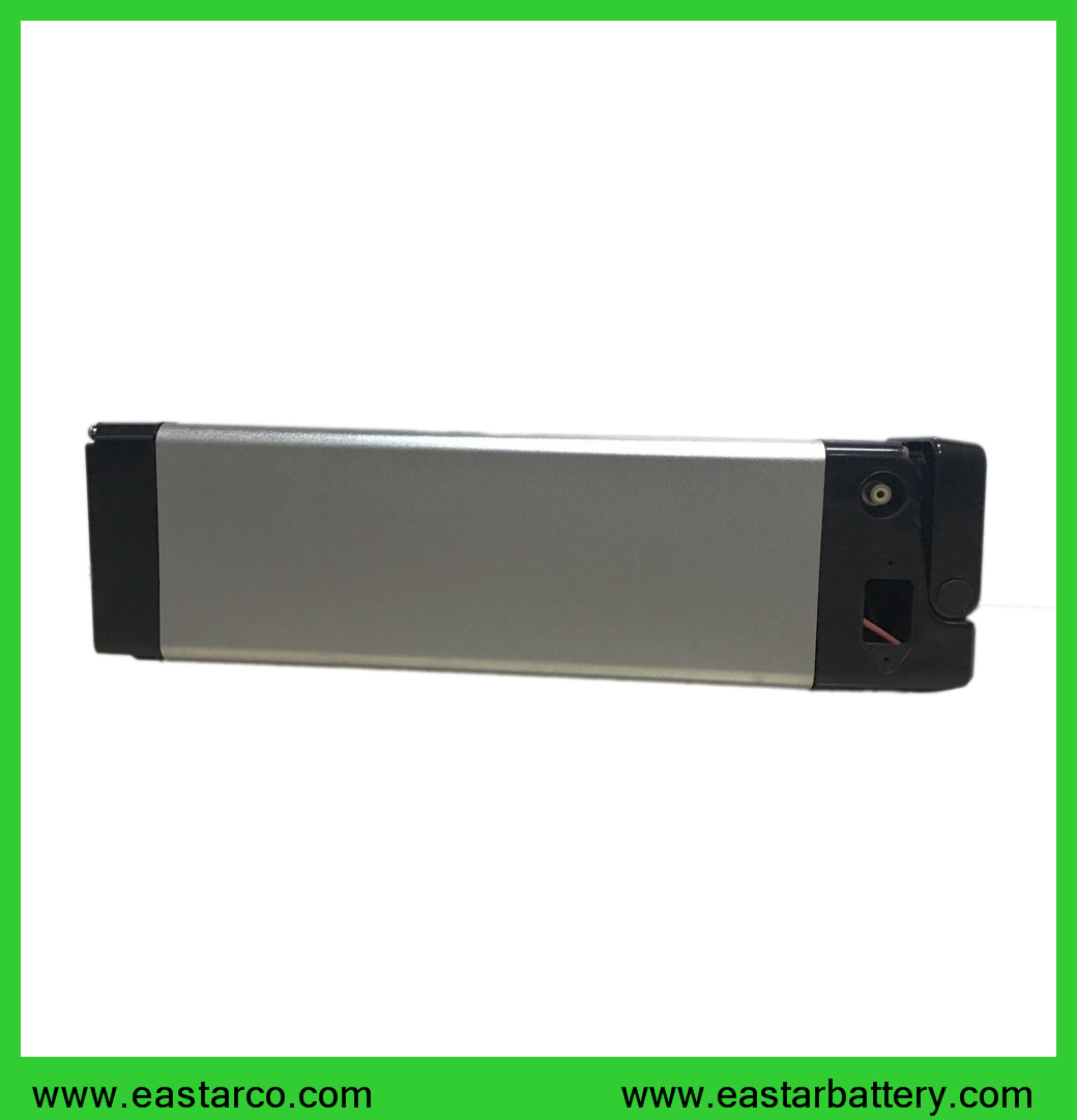 36V 10ah Rechargeable Lithium 18650 Li Ion Battery for E-Bikes