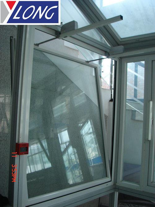 Synchronized Rack Window Opener Automatic Window Actuator