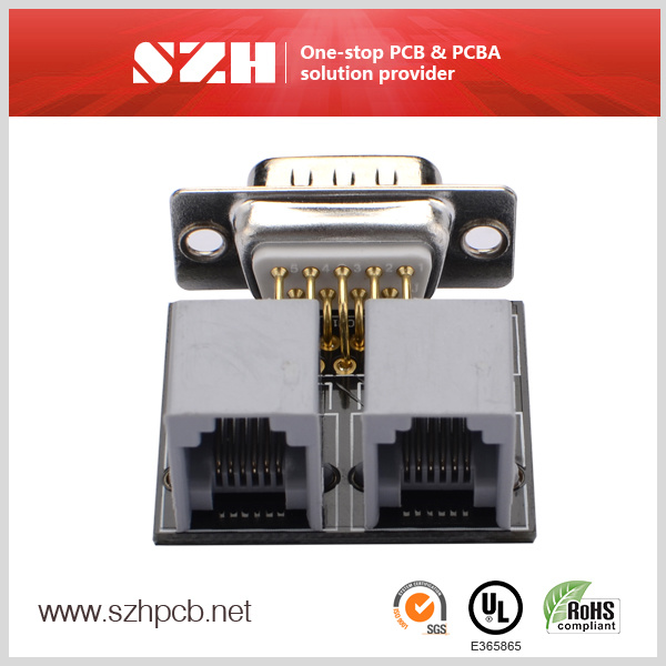 Design SMT Connector Module PCB PCBA Servicer