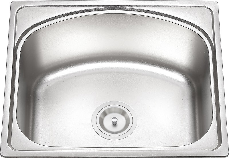 L5303 Stainless Steel Single Bowl Sink