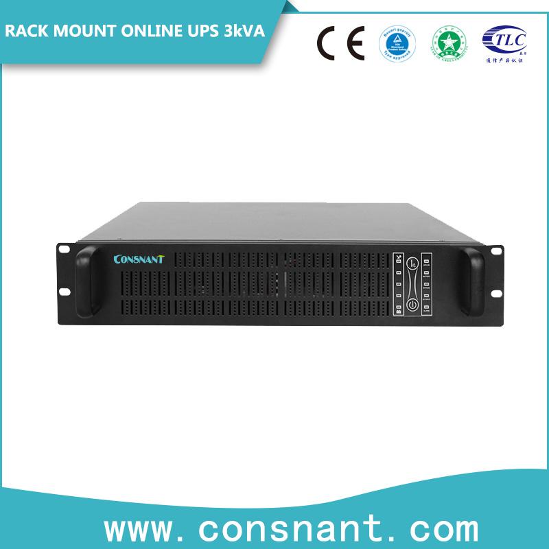 48VDC Rack Mount Online UPS with 1-3kVA