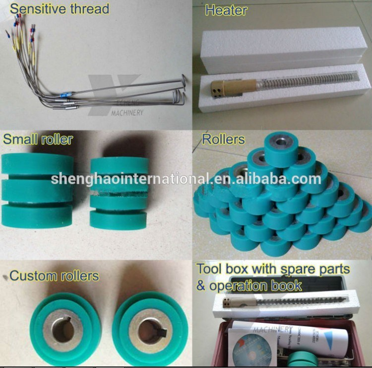 Chenghaotaping Jacket Seam Saling Machine (for waterproof garment)
