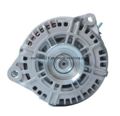 Auto Alternator for Nissan-Cefiro, 23100-5y700, Lr1110-709b, 23100-Cn100, Lr1110-705, 23100-9y500, 12V 110A