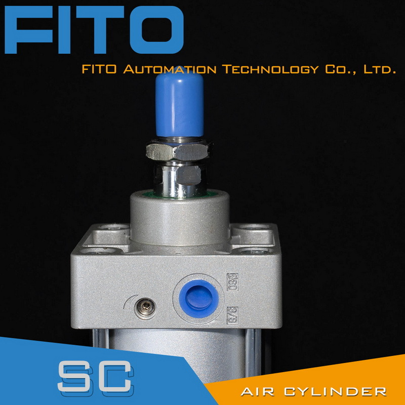 Sc63 Series Standard Air Pneumatic Cylinder Apply to ISO6430
