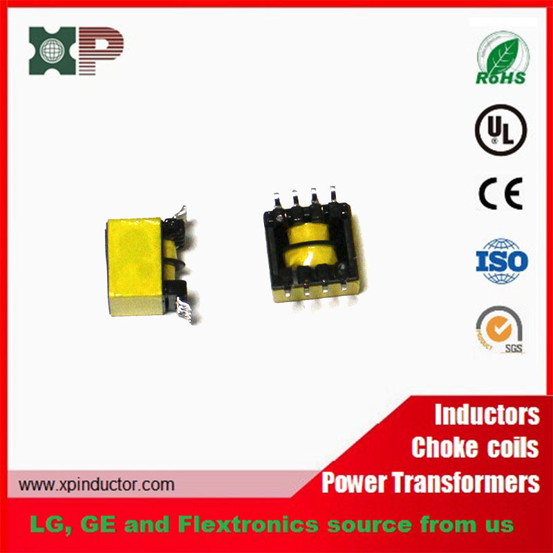 Ep Type SMD Power Transformer for SMPS Pulse Linghting and Audio Application