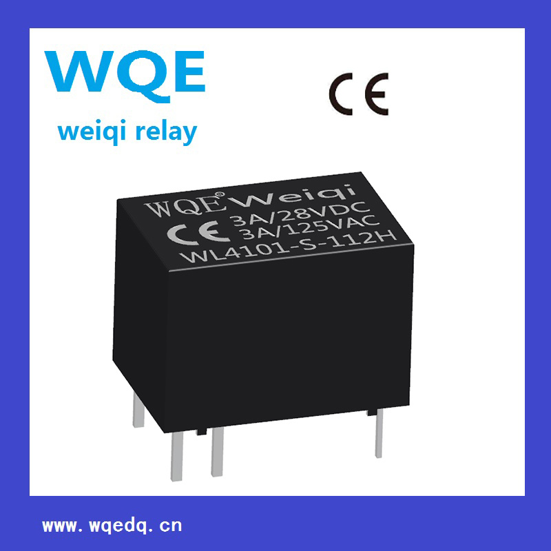 Miniature Communication Reed Relay (WL4101) Suit for Automatic Devices, Communications Equipment