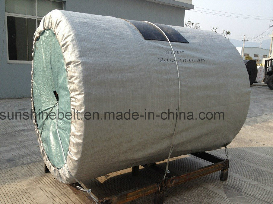 Nylon Conveyor Belt for Sand and Gravel