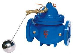 100X Remote Control Float Ball Valve