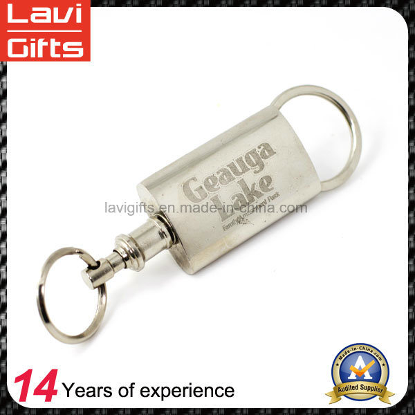 New Design Metal Keychain Good Quality Key Ring
