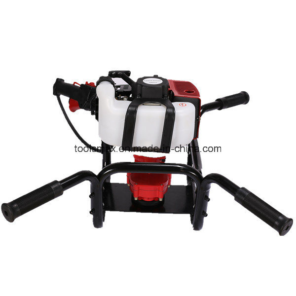 62cc Easy Start Two Operations Stable Quality Gasoline Earth Auger