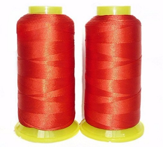 High Tenacity Polyester Filament Yarn for Sewing Leather Items