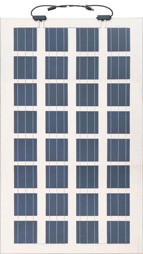 Fameless Series PV Solar Energy Module