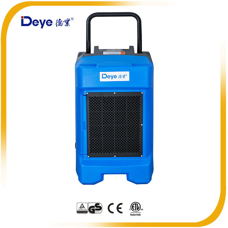 Dy-85L Fixed Handle Industrial Dehumidifier