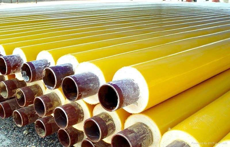 Polyurethane Thermal Insulation Pipe