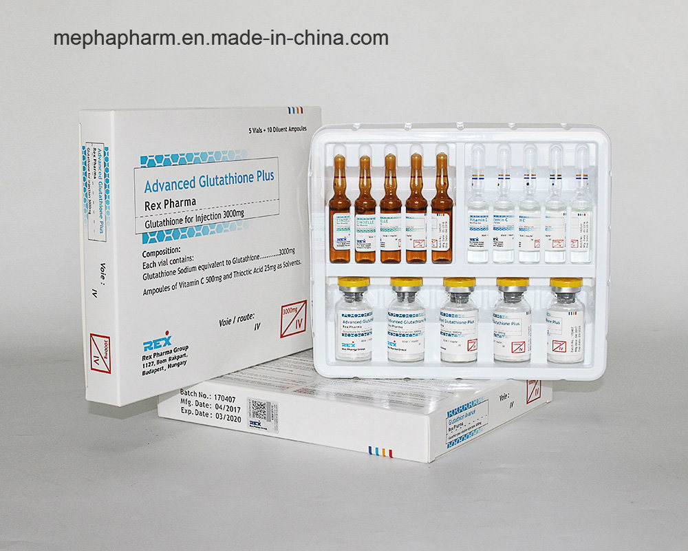 All Kinds Specification IV Glutathione for Skin Whitening with Fast Delivery