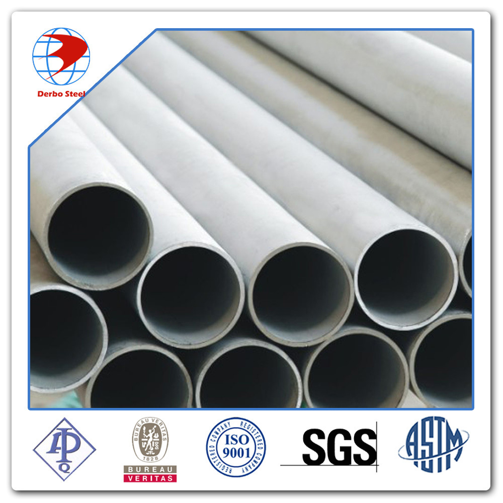 ASTM A213 TP304 Tp316L Tp310s 309S 904L Seamless Stainless Steel Pipes