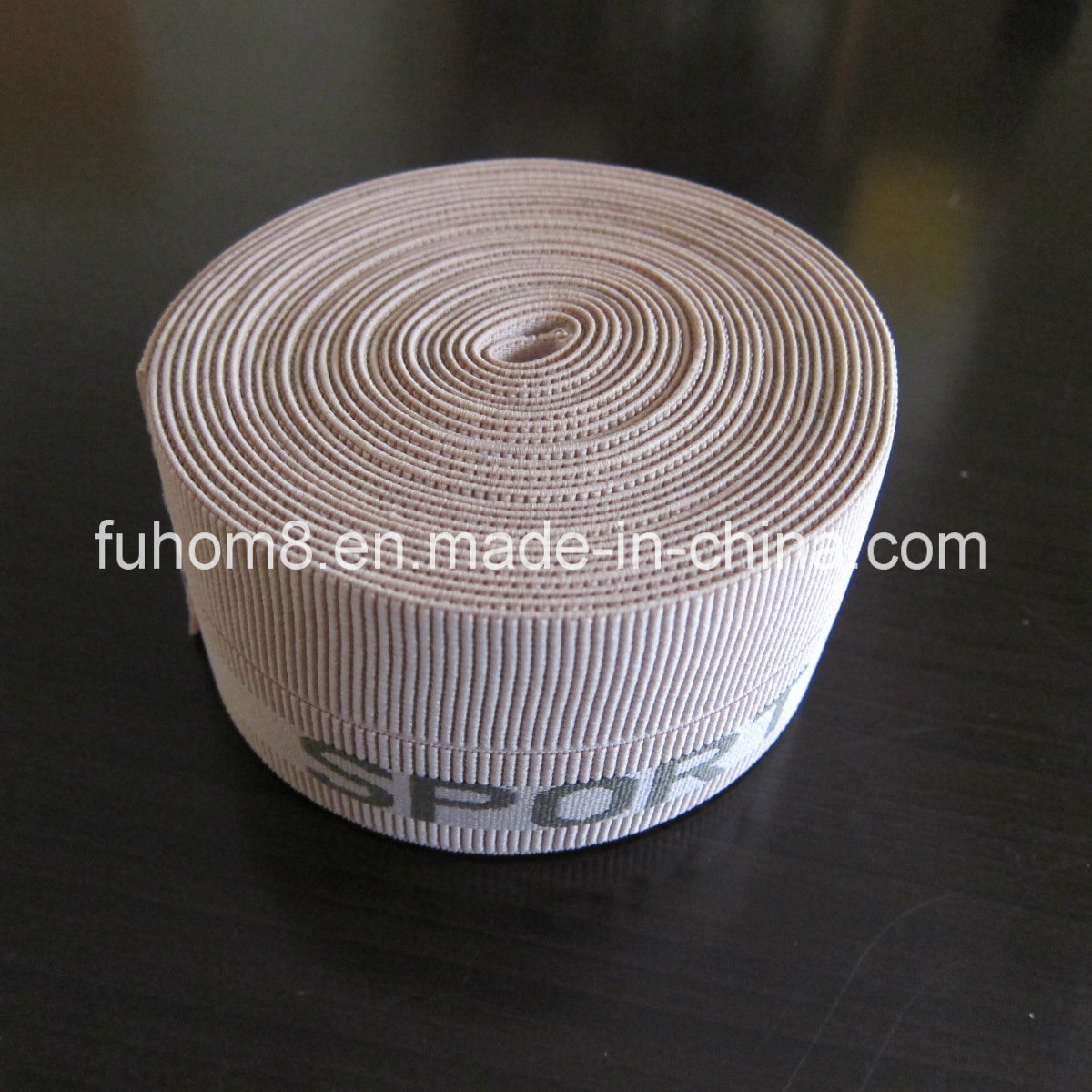 High Quality Professional Customized Nylon Garment Elastic Webbing