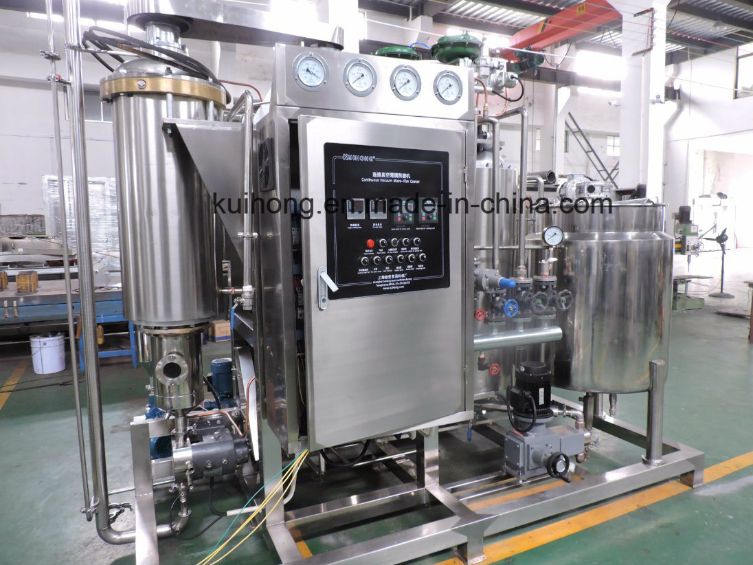 Kh 150-600 Small Hard Candy Making Machine