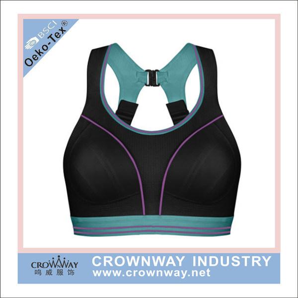 Customize Fashion Design Yoga Sports Bra for Women