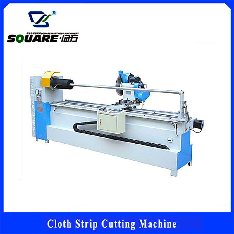 Automatic Non-Woven Fabric Strip Cutting Machine