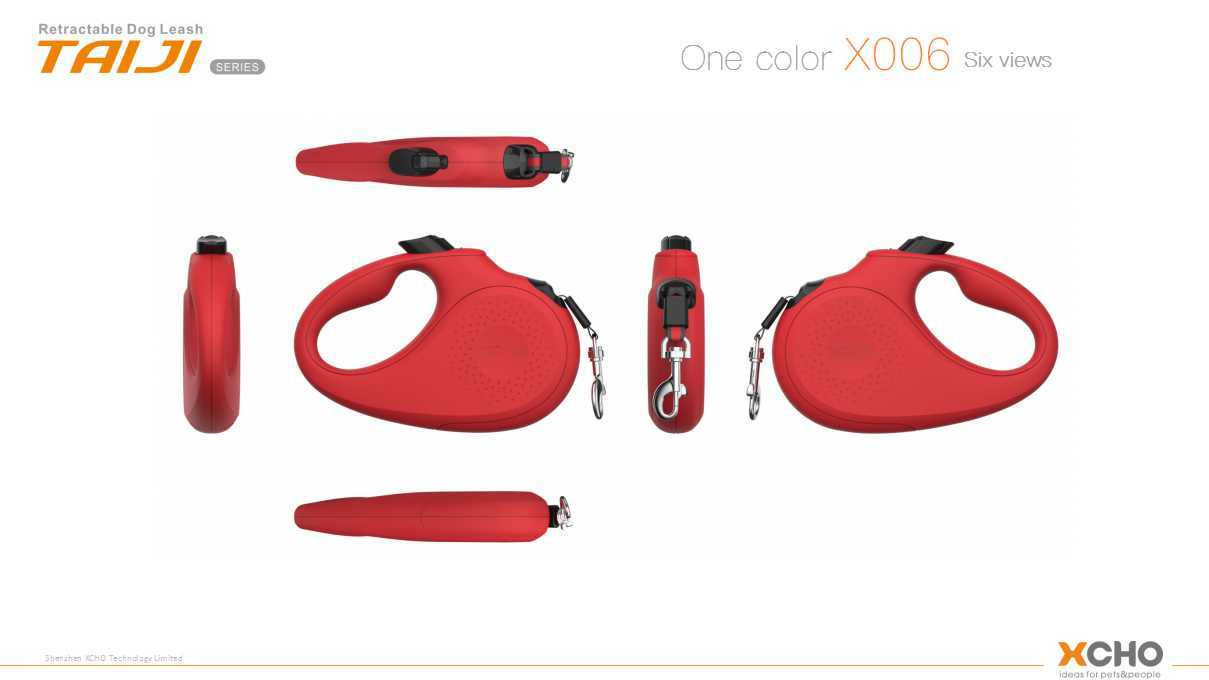 China High Quality Retractable Dog Leash/Pet Lead