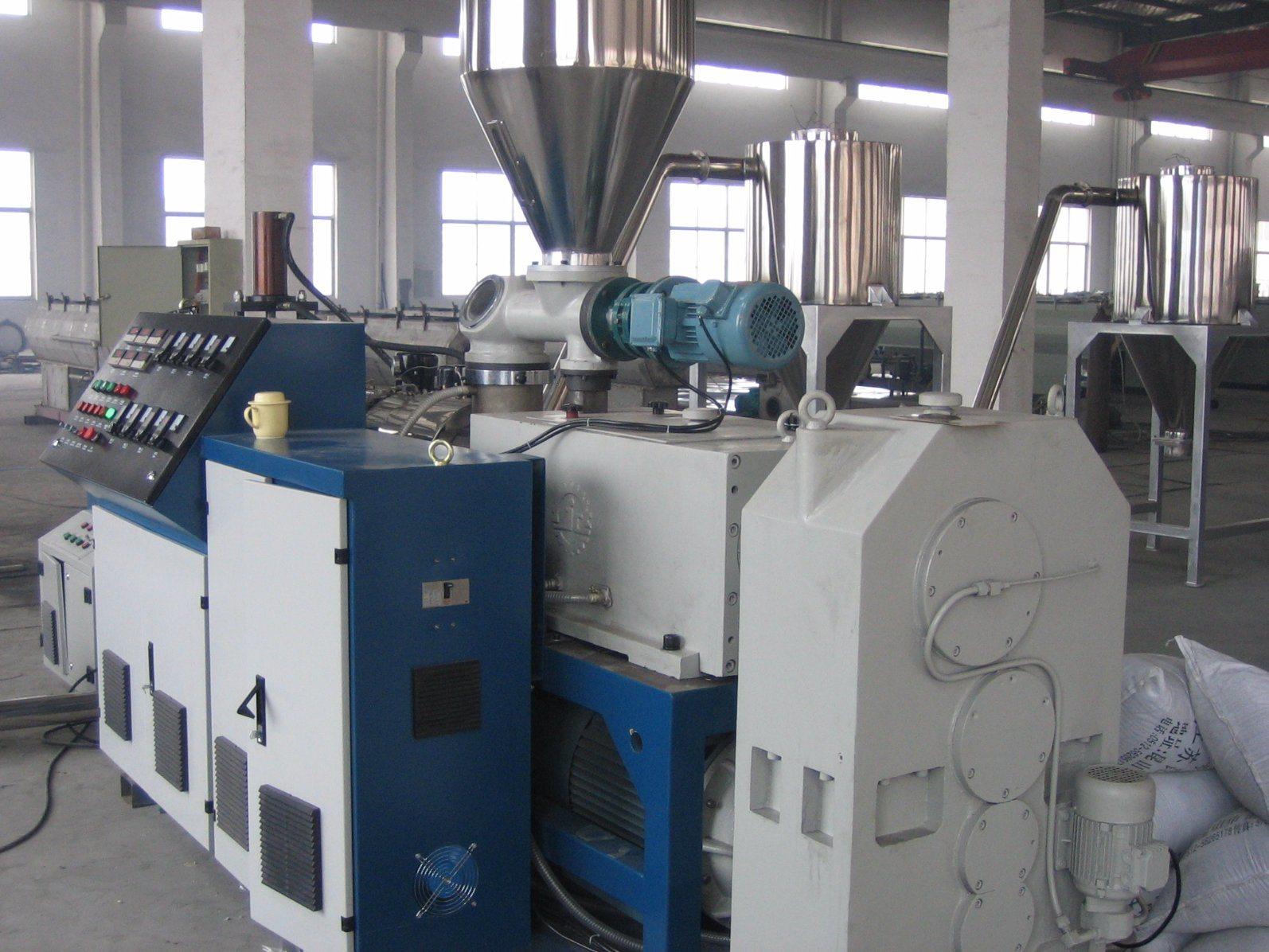 Plastic Recycling PVC Pelletizer Pelletizing Line Machine