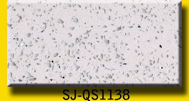 Artificial Quartz Stone for Kitchen Countertop & Vanity Top