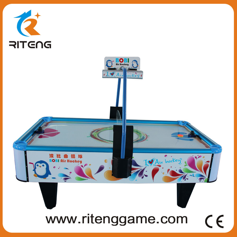 2 Person Air Hockey Table Game Machine