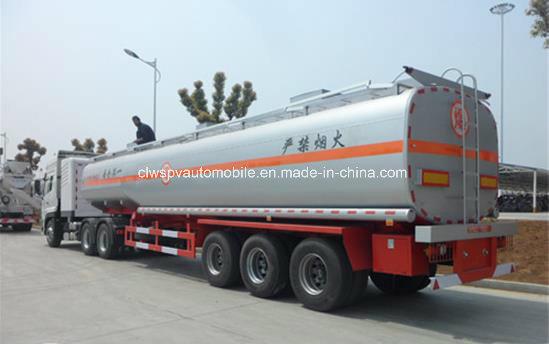 Sinotruk HOWO 50 Cubic Meters Tank Trailer 50 Tons Tank Truck