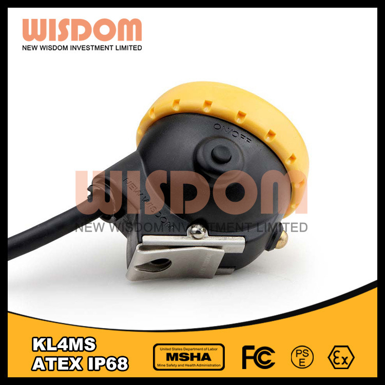Wisdom Brand Top Quality LED Mining Safety Lamp, Miner Lamp