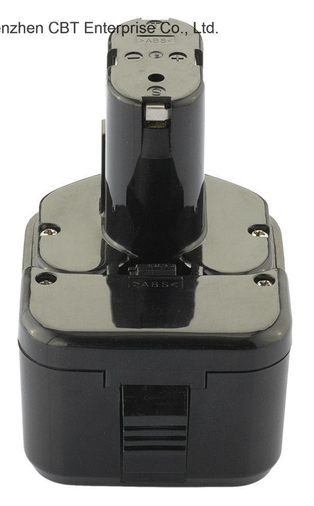 OEM Ni-CD Hitachi Eb 1212s, Eb 1214L, Eb 1214s, Eb 1220bl, Eb 1220hl, Eb 1220HS Power Tool Battery