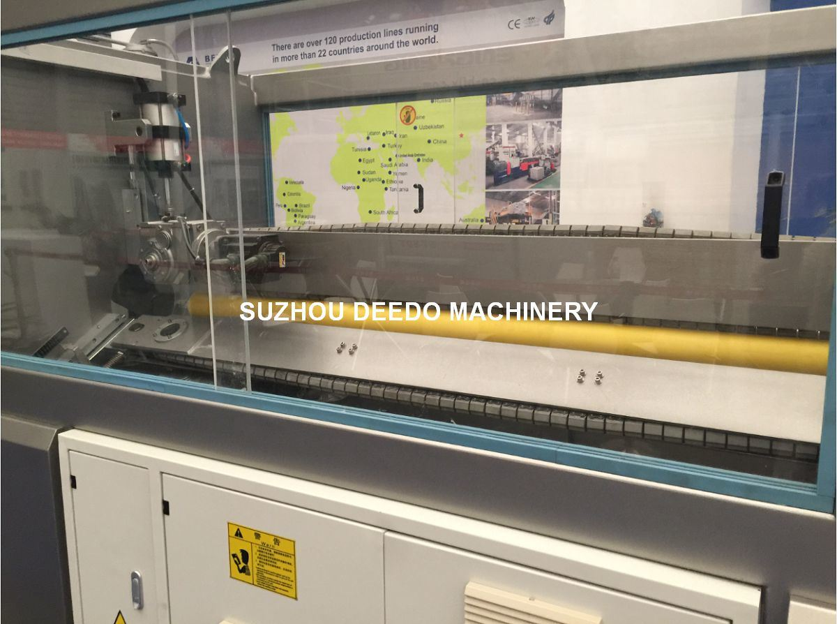 Plastic PPR Pipe Machine Production Line