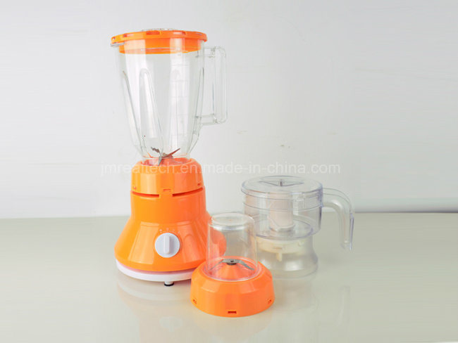 3 in 1 Blender / Powerful with Grinder Mill Commercial Blender