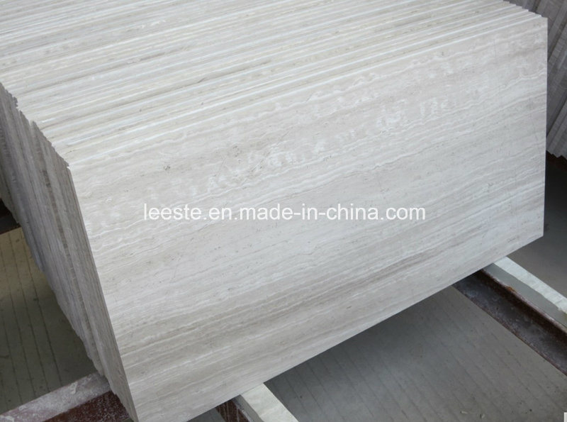 White Oak Stone Marble Tile, Marble for Decoration