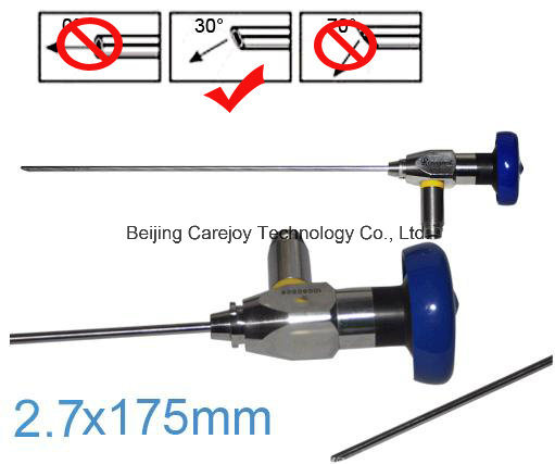 Factory Price Rigid Sinuscope 2.7*175mm Ent Endoscope Storz Compatible-Fanny