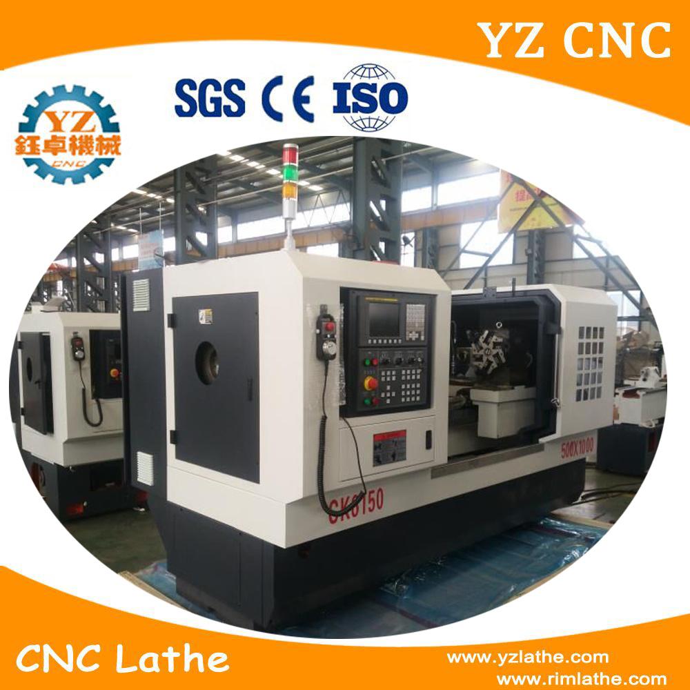 Cak6150 6 Station Tools CNC Turret Falt ...