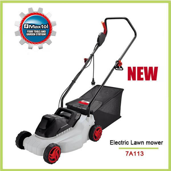 320mm 1200W Electric Lawn Mower