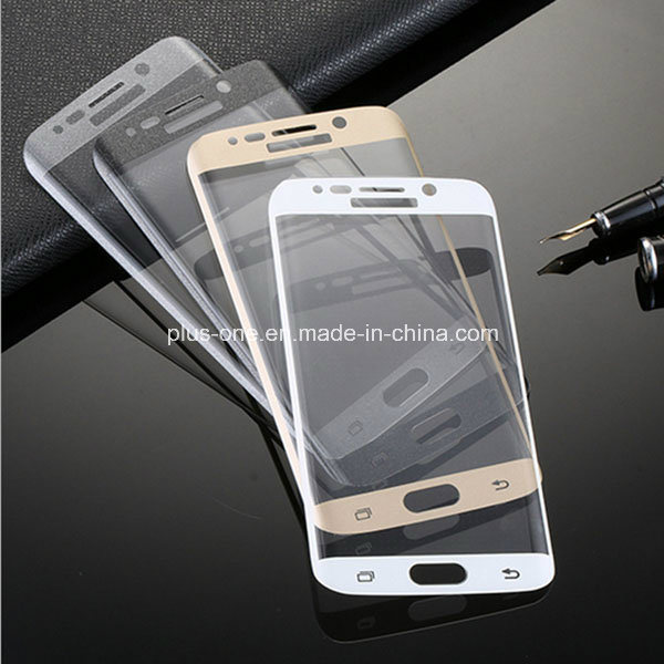 3D Coverage Tempered Glass Screen Protector for S6 Edge Plus