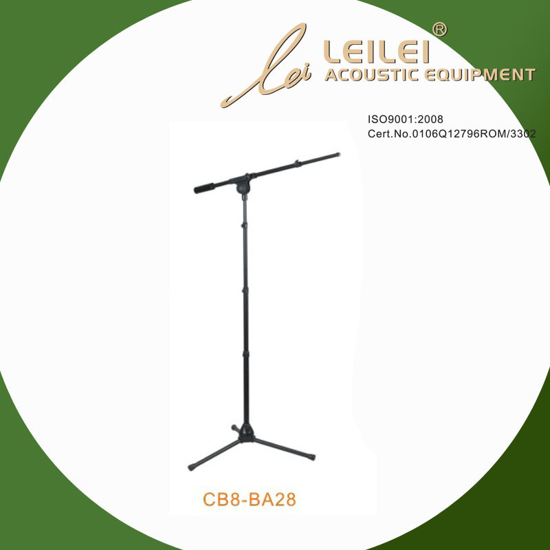 Height Ajustable Table Microphone Stand (CB8-BA28)