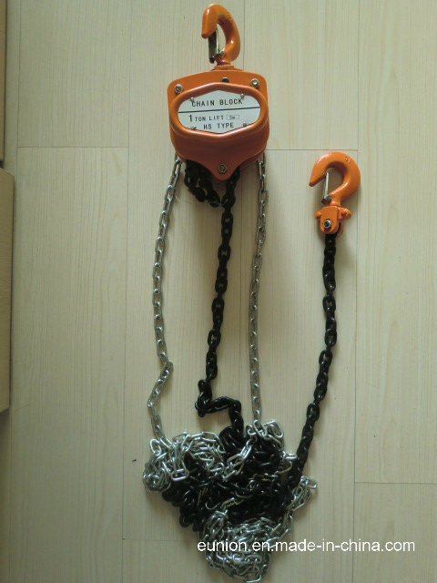 Hsc Toyo Type Manual Chain Hoist with CE Certificate