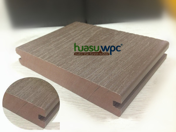Hohecotech 2ND Generation WPC Composite Decking