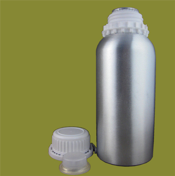 Aluminum Bottle with Screw Cap (KLA-09)