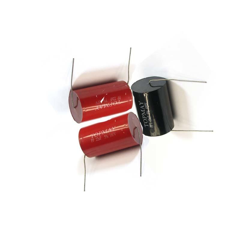 500NF/1500V Cbb20 Axial Metalized Polypropylene Film Capacitor