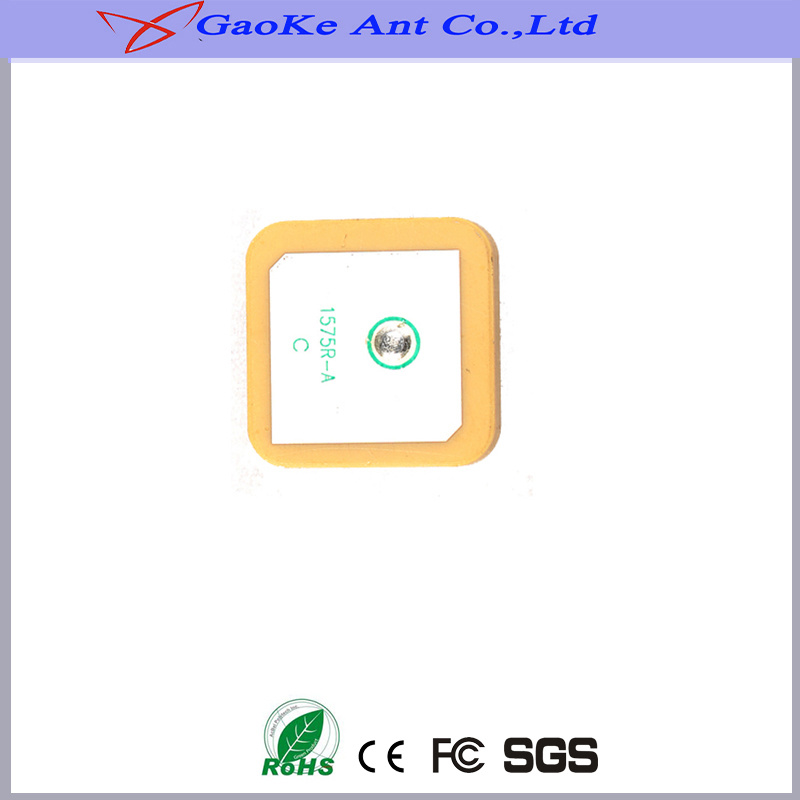25*25 Standard Size GPS Internal Antenna for Auto GPS Navigation
