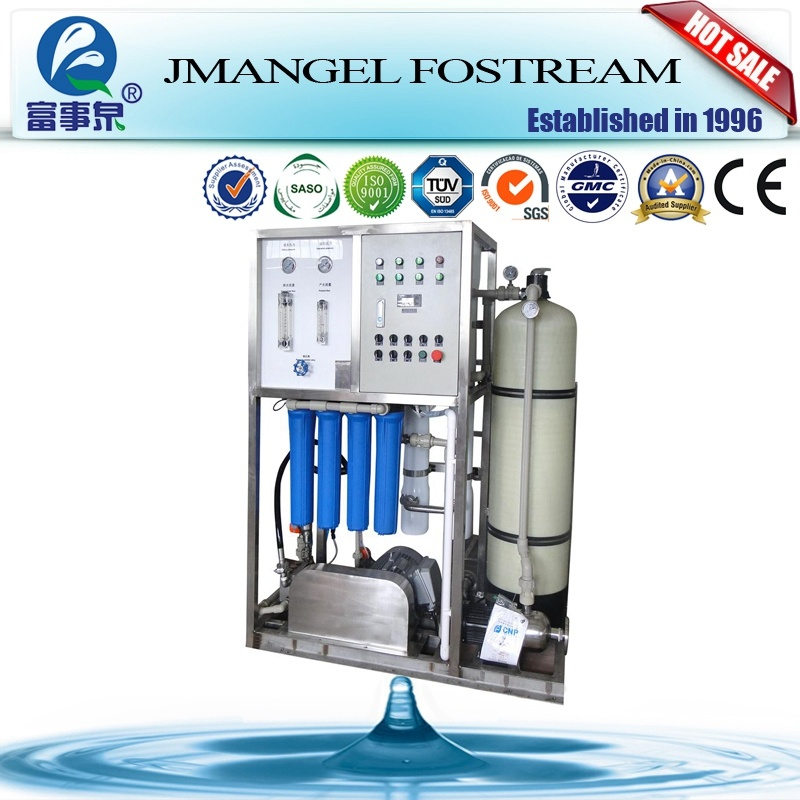 High Reliable Type Seawater Portable Desalination