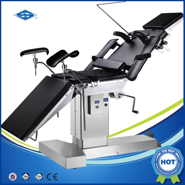 Best Price Mechanically Operating Table (HFMH3008AB)