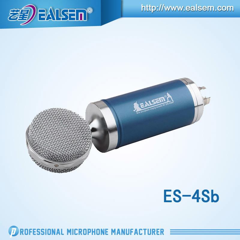 Ealsem Es-4sb-F Enping City in China Computer Small Diaphragm Condenser Project Studio Microphone
